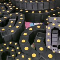 生产商供应桥式内开盖塑料拖链