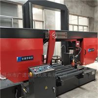 GB4280金属带锯床锯切精度高广速品牌