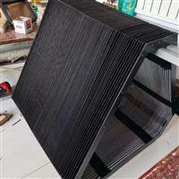 推荐升降平台方形风琴防护罩 厂家