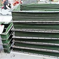 厂家生产耐高压高温双层帆布伸缩软连接