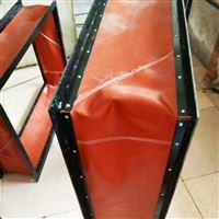 方形帆布风机伸缩软连接生产厂家