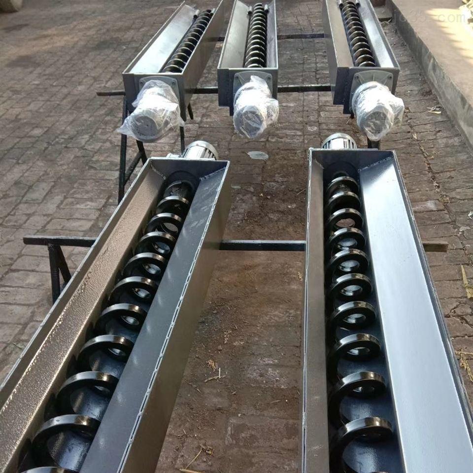 加工中心专用螺旋式排屑机节省空间青岛厂家