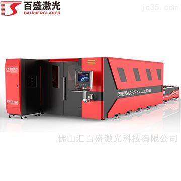 F4020HDE百盛激光4020高功率金属激光切割机
