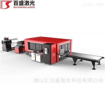 F6015JDE自动送料卷料激光切割机