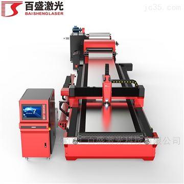 F6015JE国产全自动送料滚网卷料激光切割机