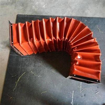 厂家直销安徽耐高温300度风机风口软连接