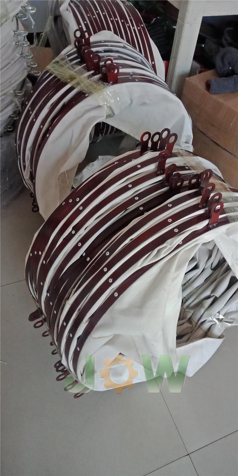 耐磨帆布输送布袋加厚除尘布袋厂家