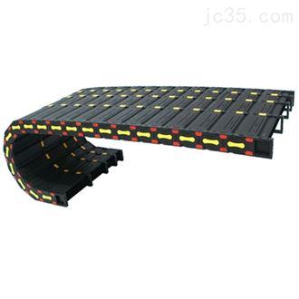 定制桥式塑料拖链厂