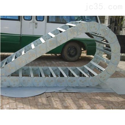 数控机床钢制拖链