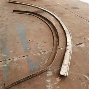 金属型材弯W弯 弯圆 弯弧加工