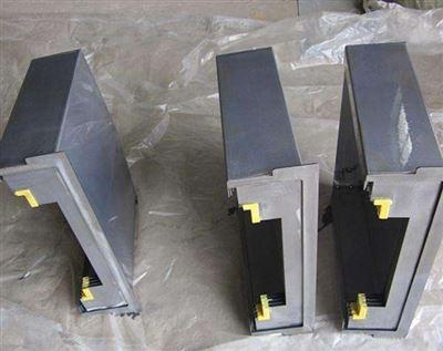 廠家定製導軌機床鋼板防護罩
