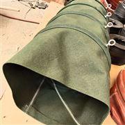 口径350河南水泥卸料伸缩布袋