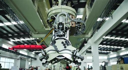 《中国制造2025》实施一年 我国制造业创新能力稳步提升