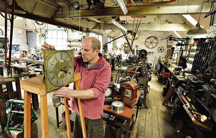 英出版图书致敬传统工艺匠人
