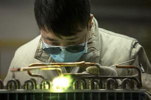 中国制造业企业需加强创新投入谋出路