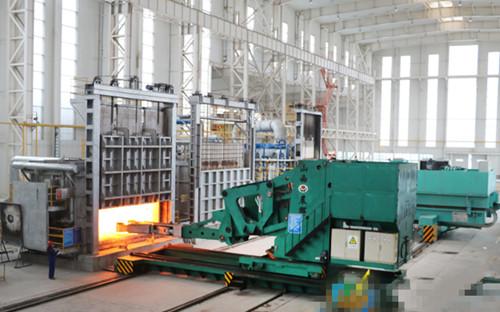680MN锻造液压机高端论坛在海东举行