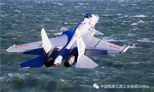 这家精密全自动生产线助力飞机钛合金零件加工
