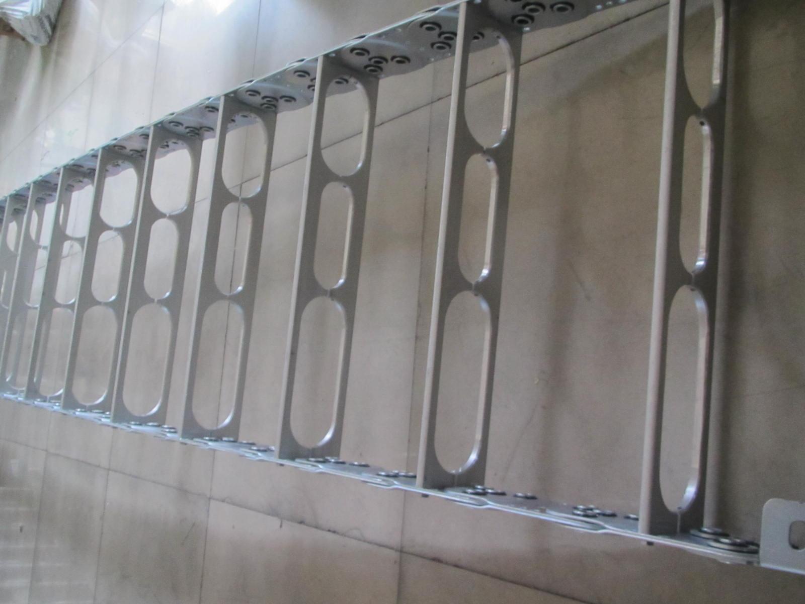 框架式护线移动钢制拖链产品图