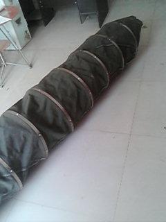 石灰窑水泥散装输送布袋产品图