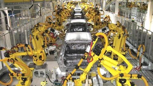中国汽车制造2025 迈向数字智能化