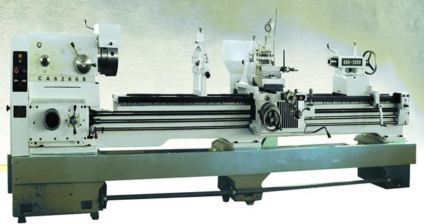 ca6166普通卧式车床出厂前严格按照检验程序对机床进行检验,并做强力