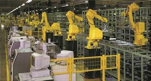 """""""智能制造""""""""智慧工厂""""只需机器人?"""