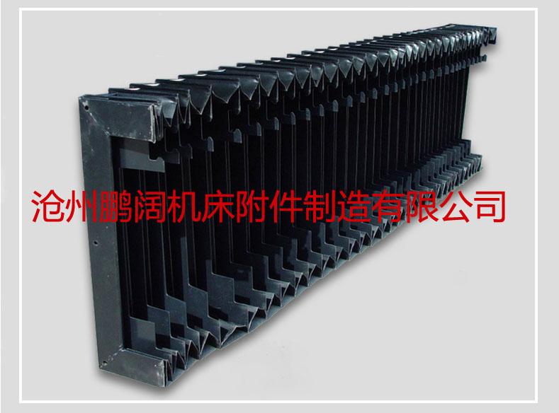 中国淄博数控机床直线导轨防护罩购买_山东机保温铝板图片