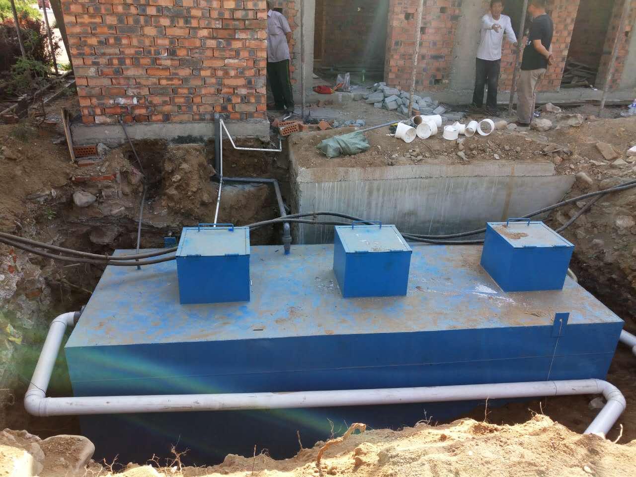 津南区工厂废水处理设施务必适时护理