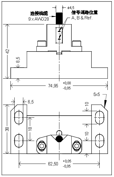 sensorik编码器rgm2s a系列  vs sensorik编码器rgm2s a系列输出信号
