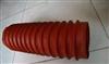钢丝骨架红色硅胶布软管